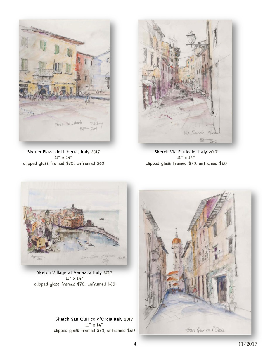 Paul Franks Watercolor Catalog-4 Italian Village_Landscapes_Page_4